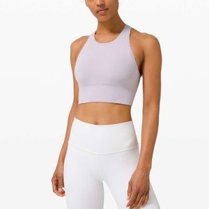 NWOT Ebb To Train Lululemon Bra